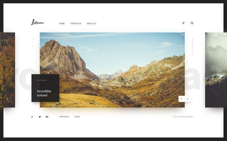 HTML5 CSS3 Templates