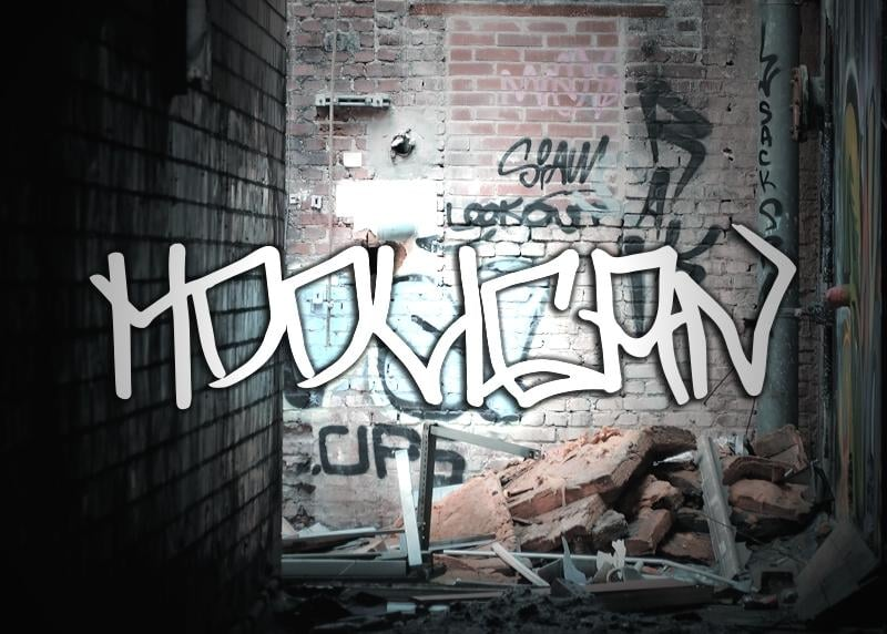 Hooligan by Font Monger