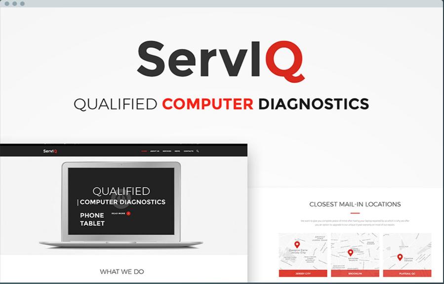 ServIQ Computer Repair Services