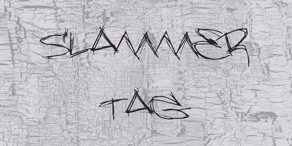 Slammer tag by Pizzadude