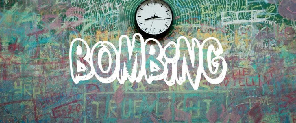 Bombing! by Qklia