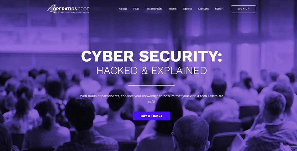 OperationCode WordPress Theme