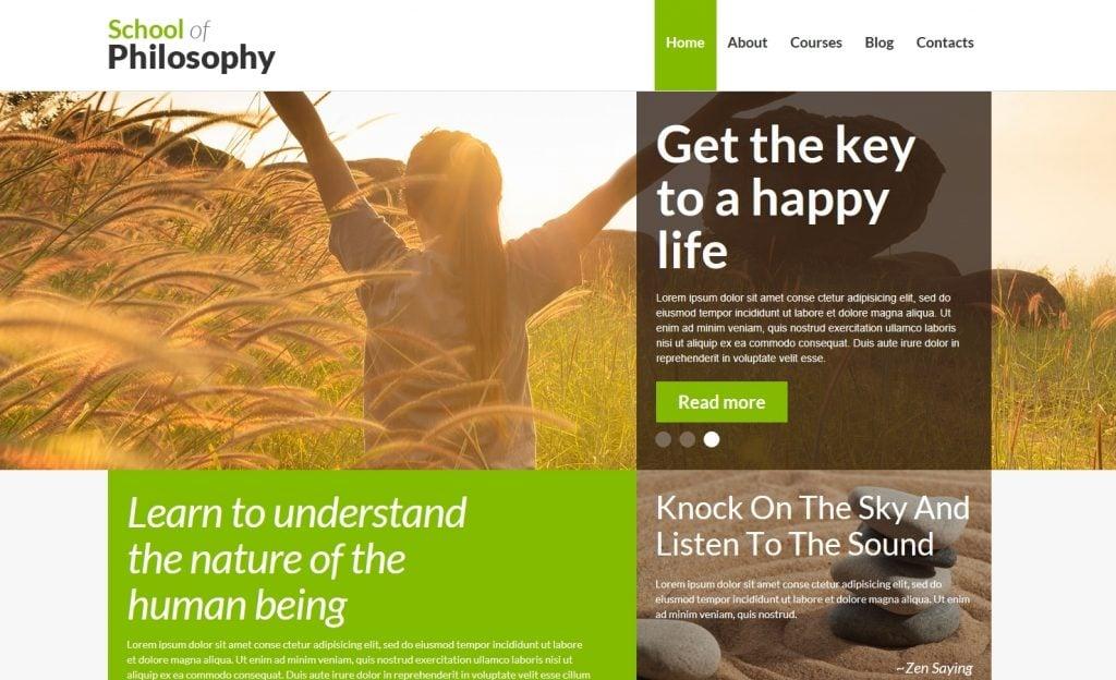 Life of Joy WordPress Theme