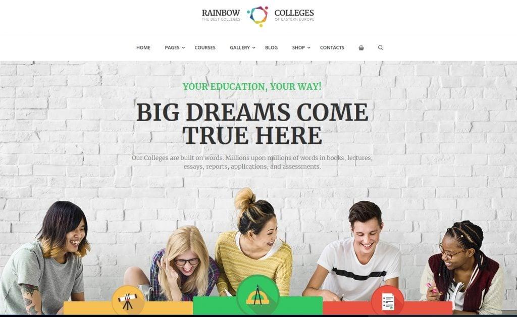 Rainbow Colleges