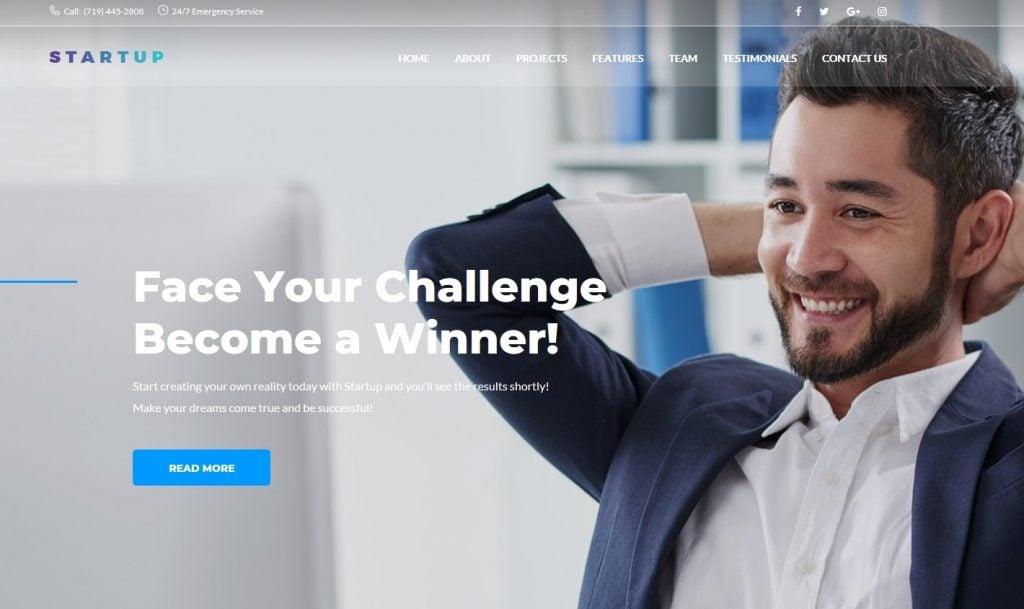 Office WordPress Templates