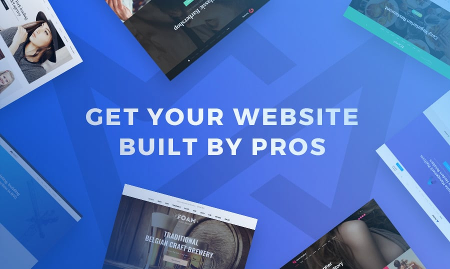 Need Help to Go Live? Check out This Great Offer for Website Templates Owners