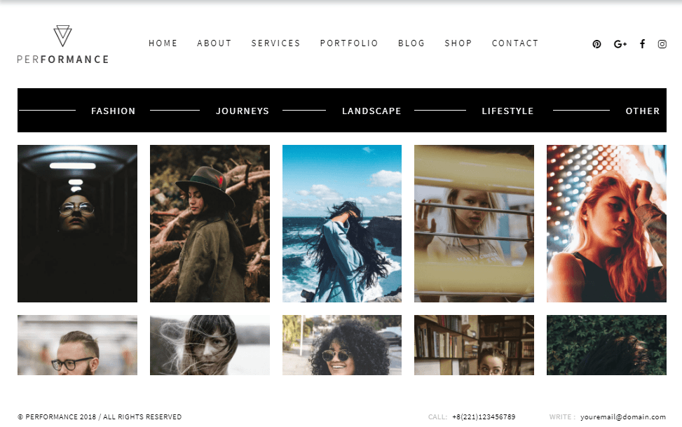 Best WordPress Photo Gallery Themes For 2019