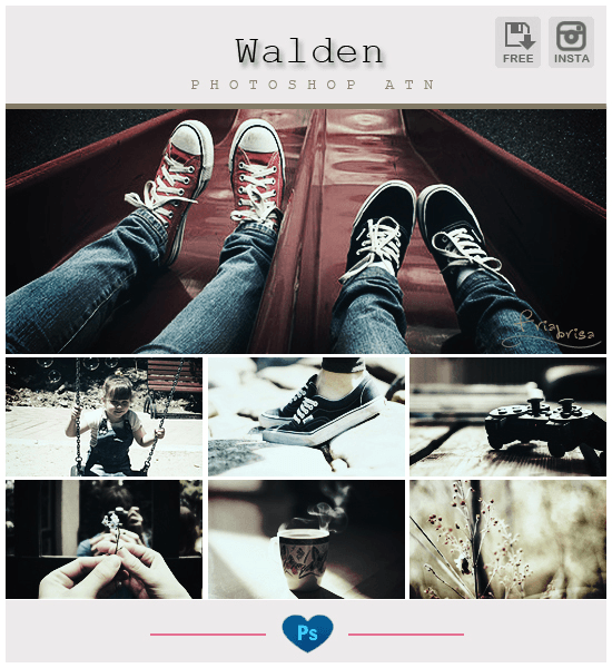 Instagram Walden