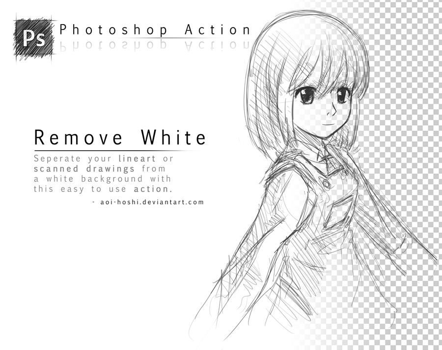 Remove White