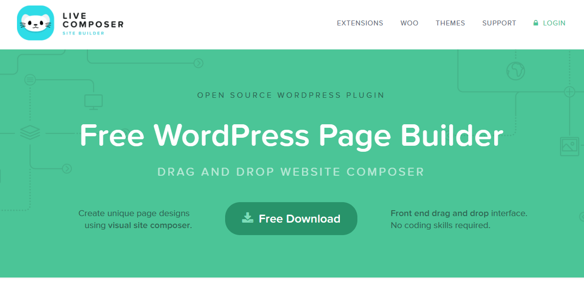 pagebuilder wordpress