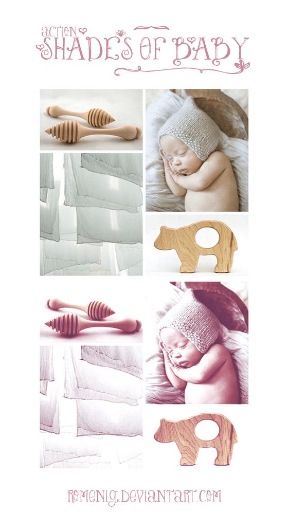 SHADES OF BABY