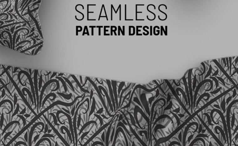 Ancient seamless design Pattern