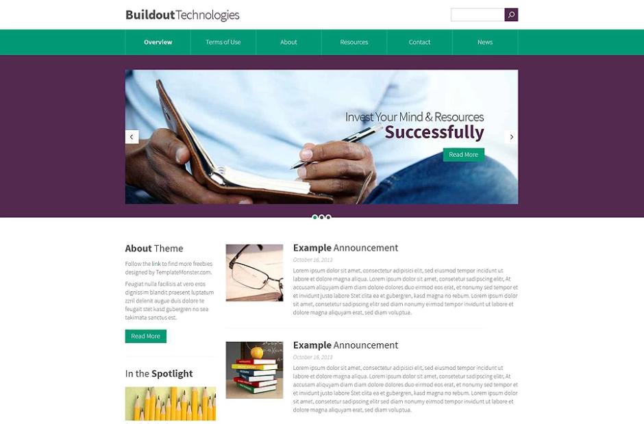 Buildout Technologies