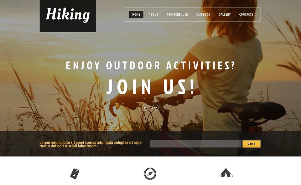 Hiking Club Promotion