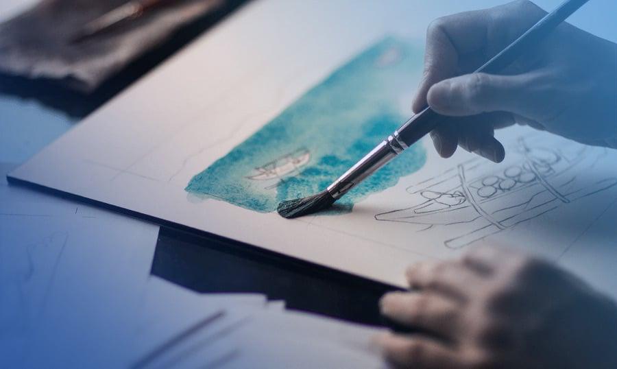 100 Amazing Watercolor Freebies