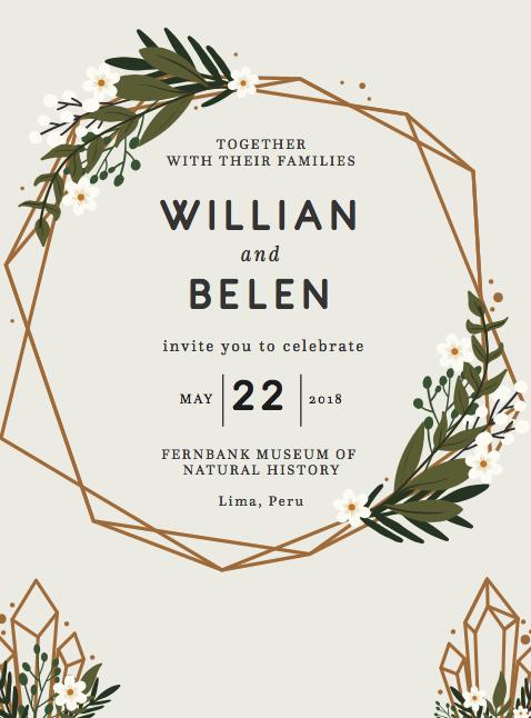 Ambitious image pertaining to printable wedding invitation templates