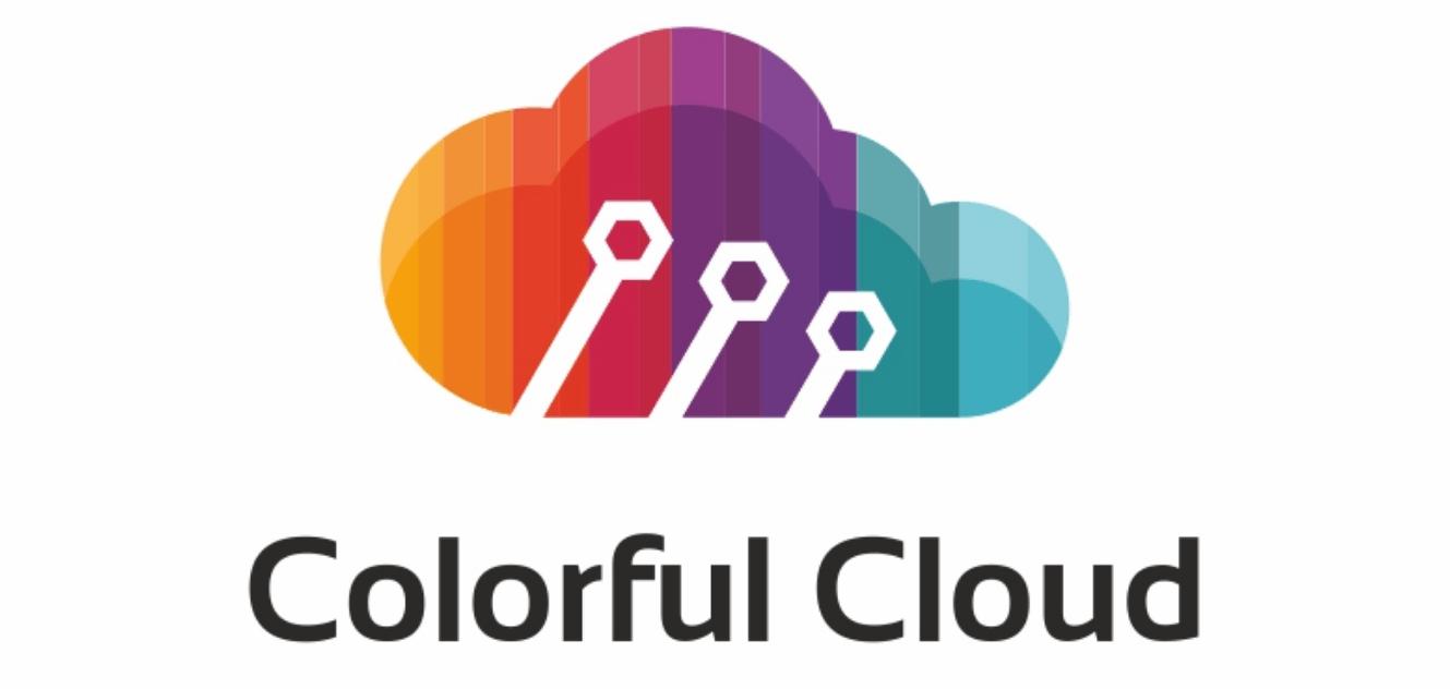 Colorful Cloud - Logo Template