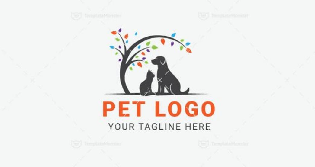 Pet Design - Logo Template