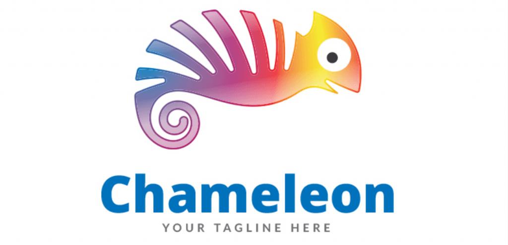 Chameleon - Logo Template