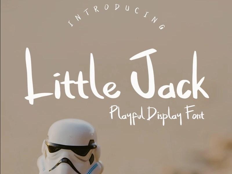 Little Jack Font