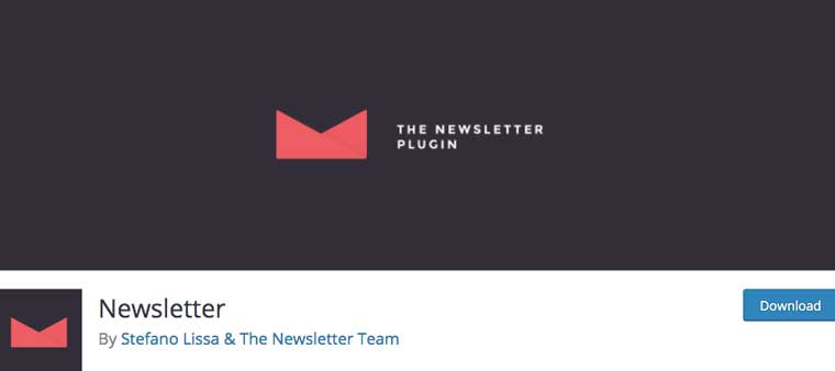 The Newsletter plugin.