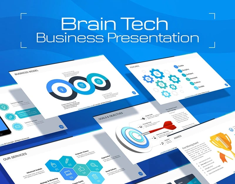 100 Best Business Presentation Templates 2019  Cool! Great
