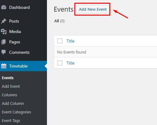 Adding Timeline To Your WordPress Website