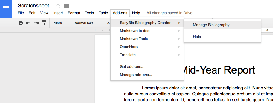 29 Best Add-ons for Google Docs