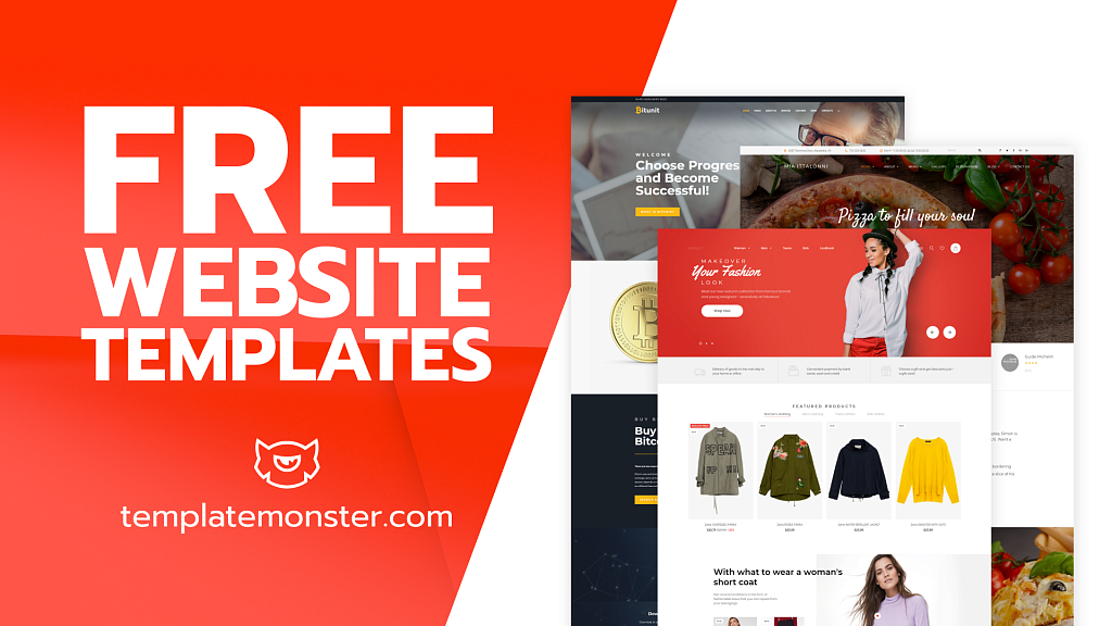 317 Free Website Templates And Themes For Web Designers Bloggers