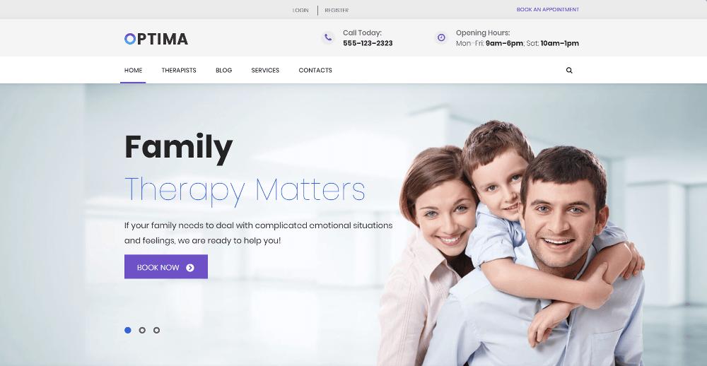 family-therapy-wordpress-theme