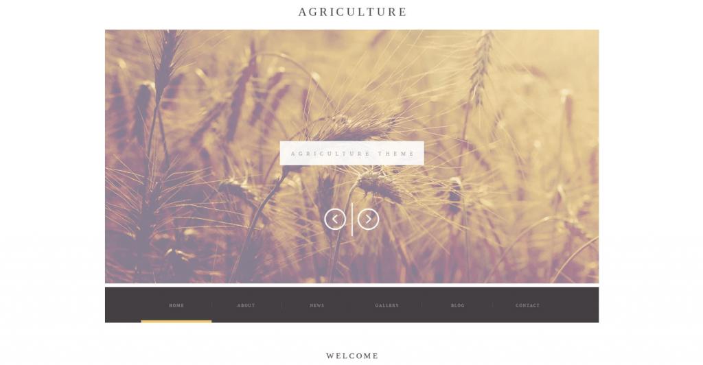 farm wordpress themes