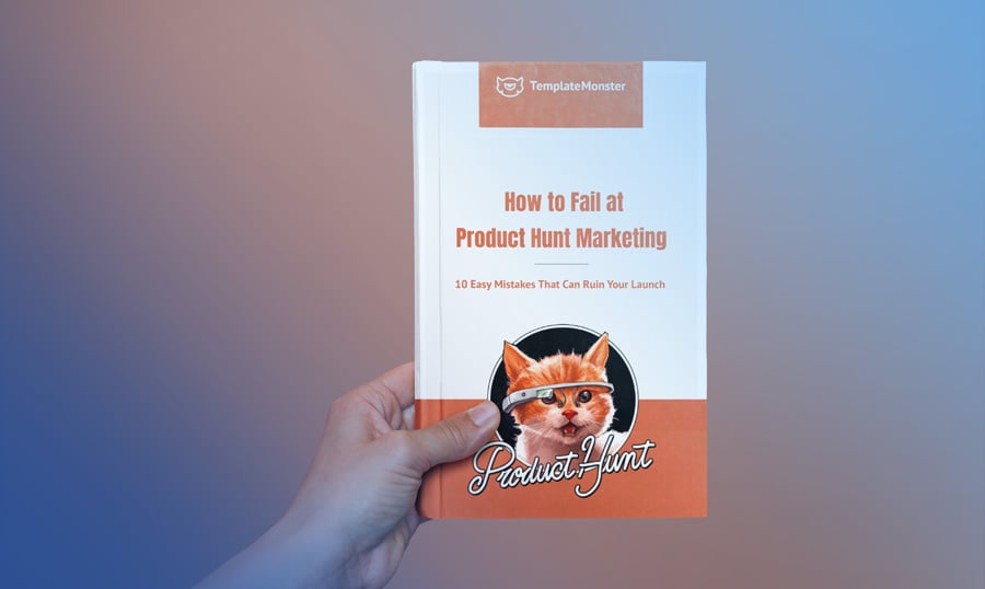 How To Fail At ProductHunt Marketing? [Free eBook]