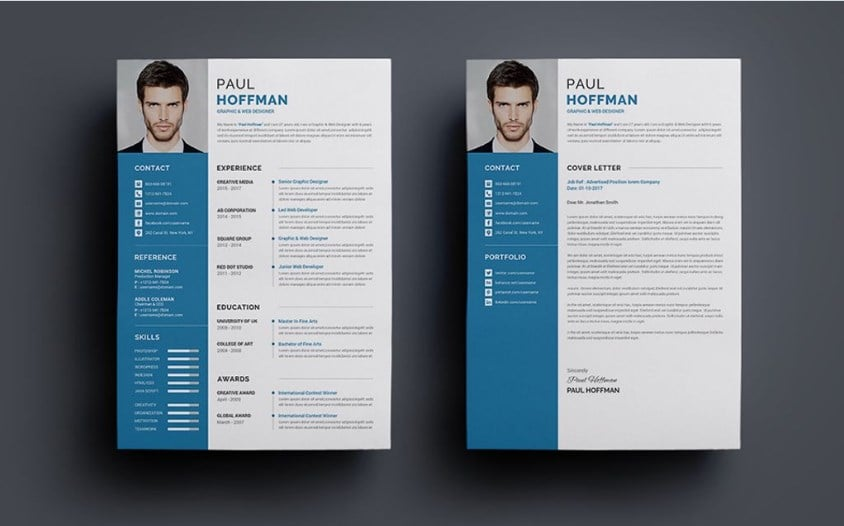 resume-cv-paul-hoffman