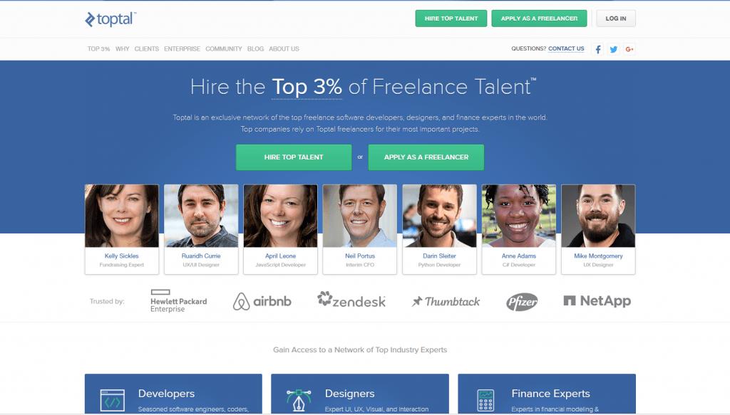 build freelance team