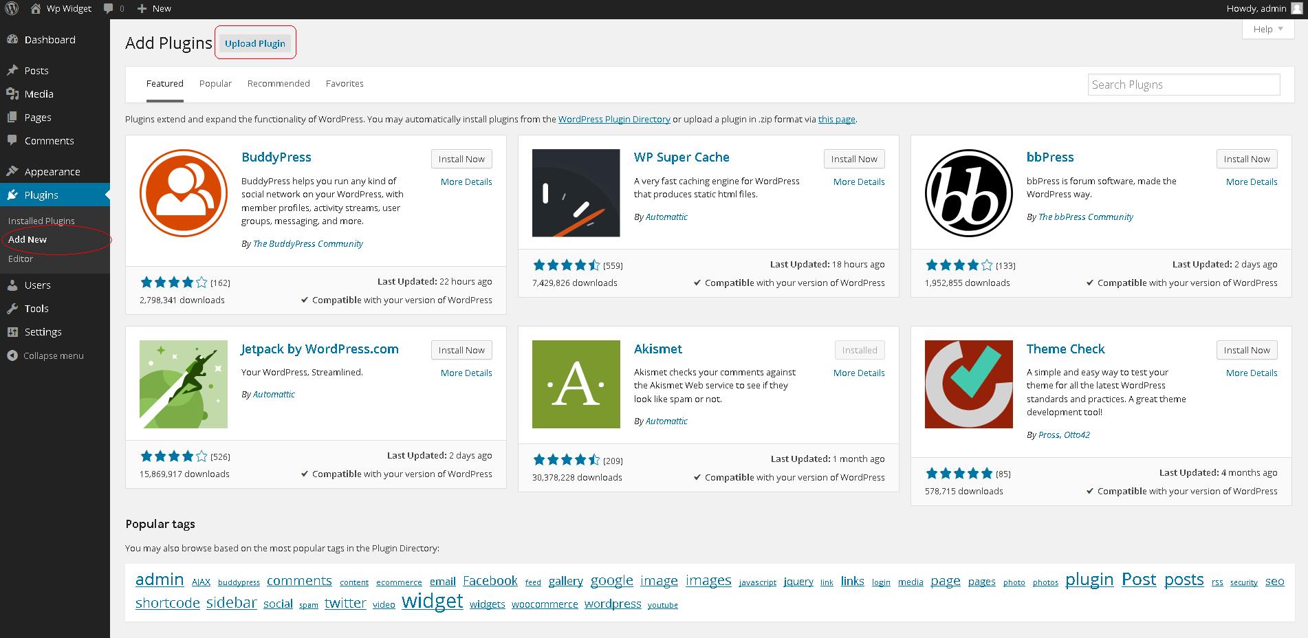 wp_plugins_add_new