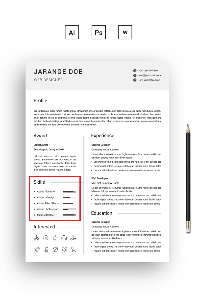 What Are The Types Of Resumes