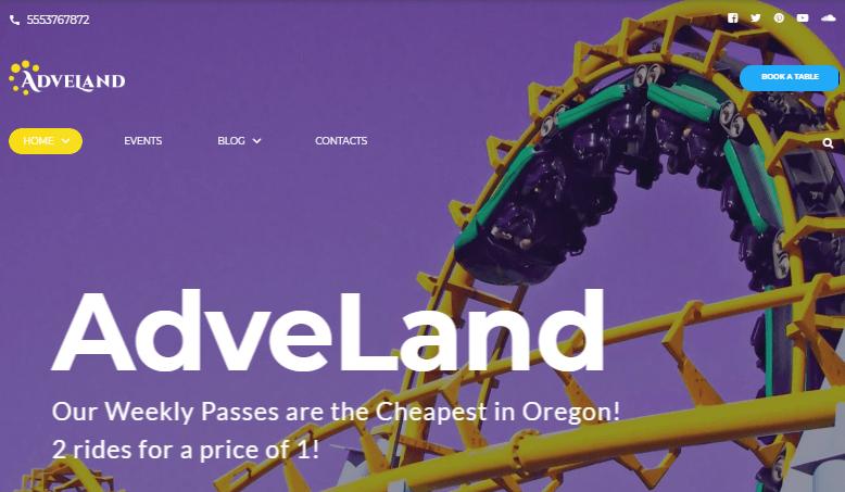 Adveland Amusement Park