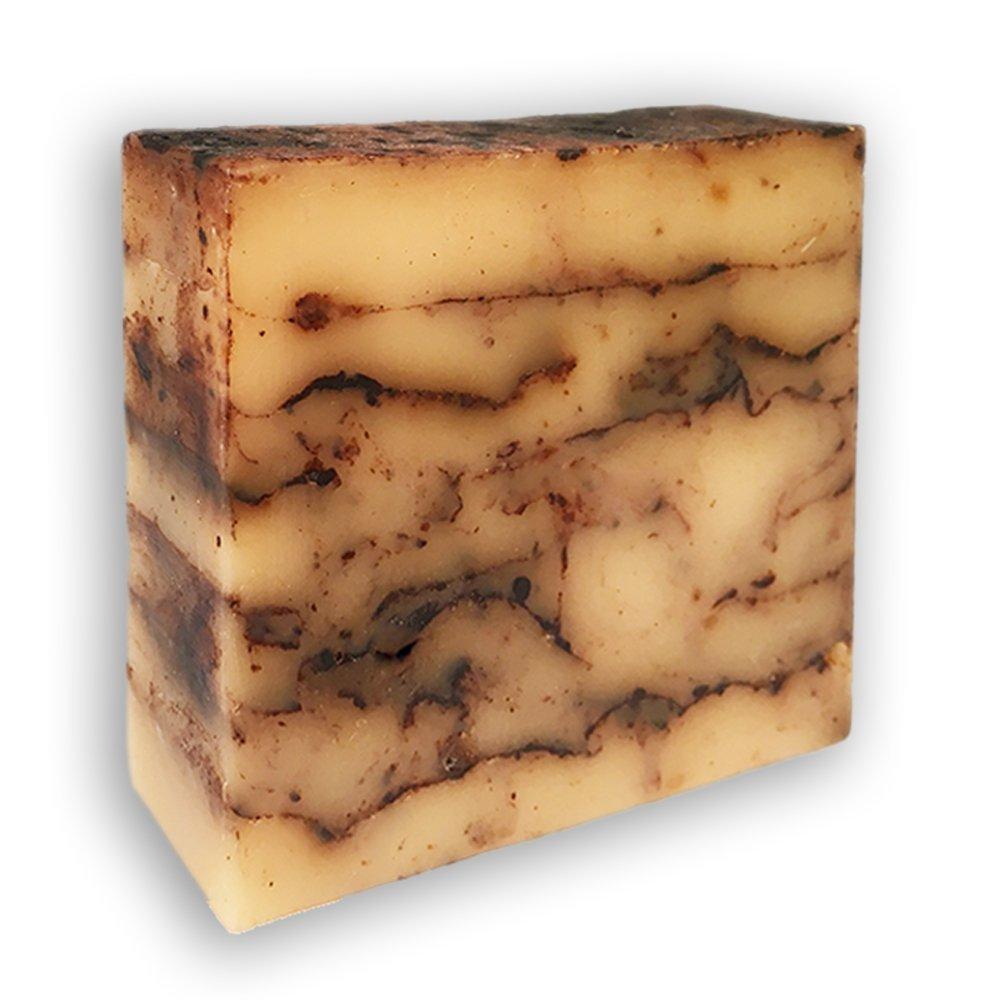 African Black Soap, 3.5 oz Bar