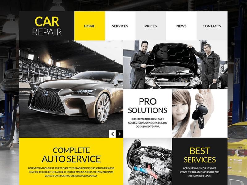 Car Workshop
