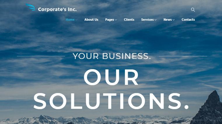 Corporate's Inc