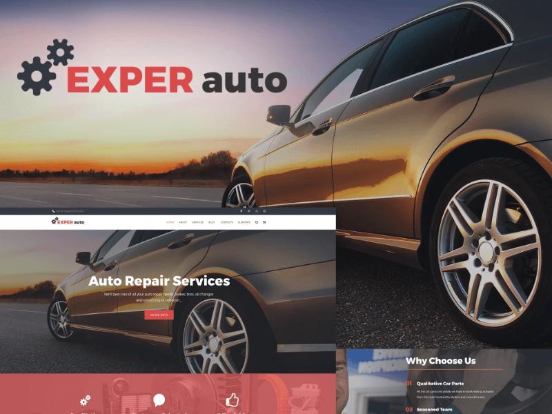EXPER auto