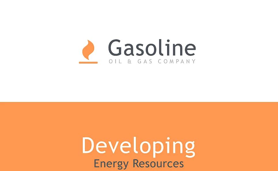 Gas & Oil Responsive Newsletter Template