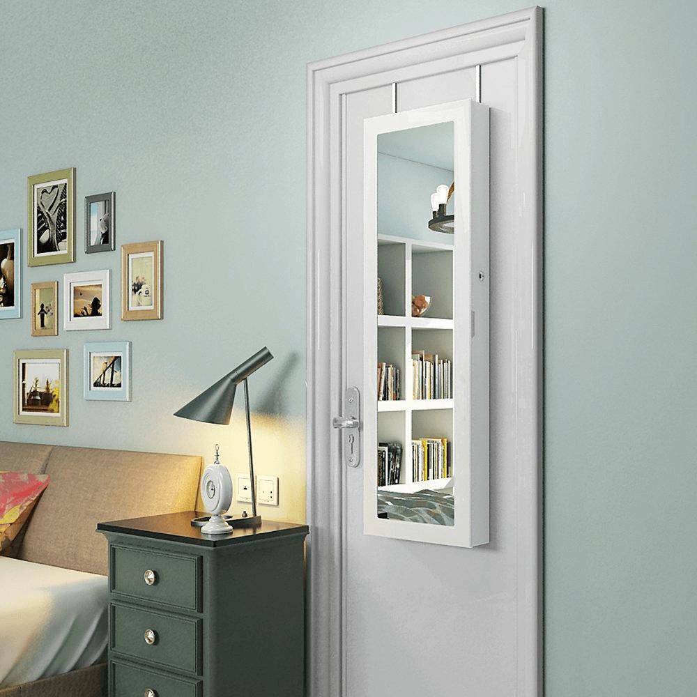 Organizer with Mirror