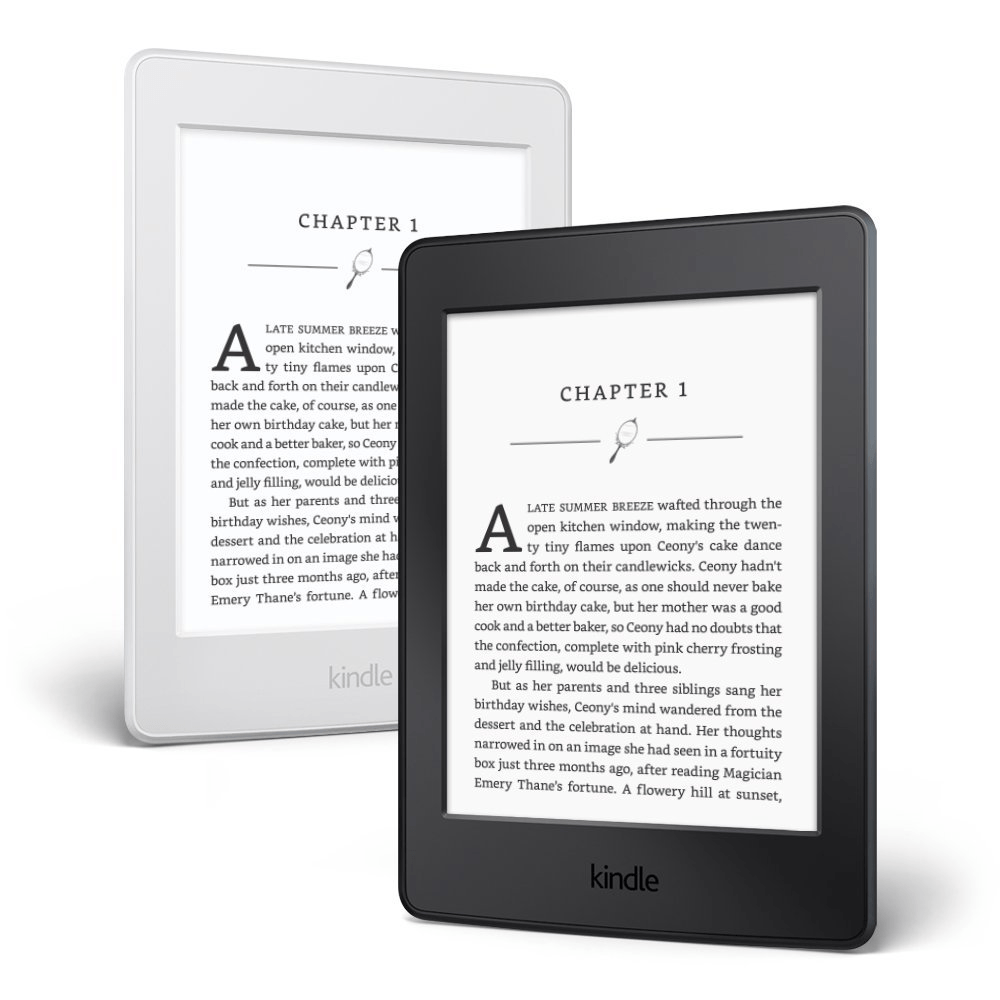 Paperwhite E-reader