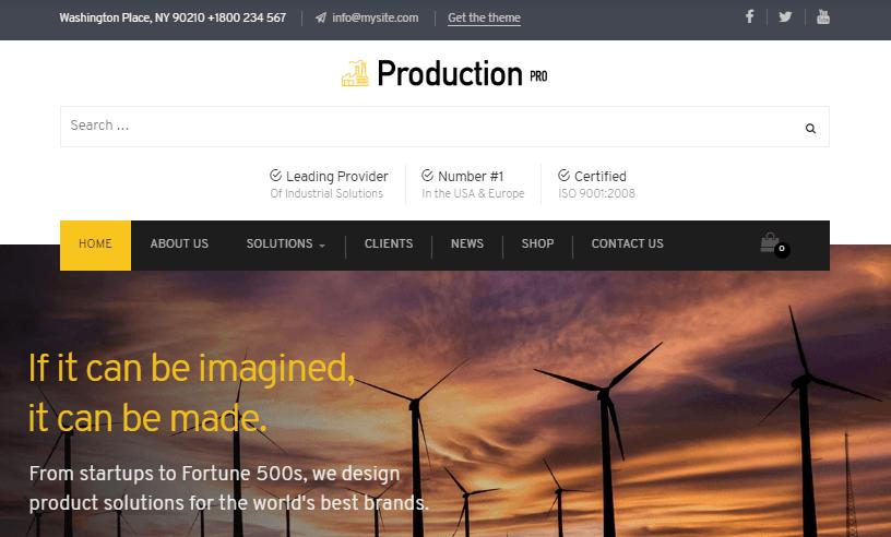 Production Pro