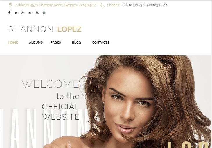 Shannon Lopez