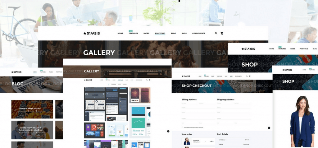 Top 50 Bootstrap 4 Themes