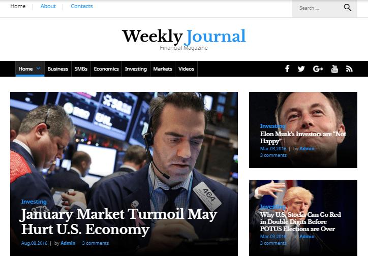 Weekly Journal