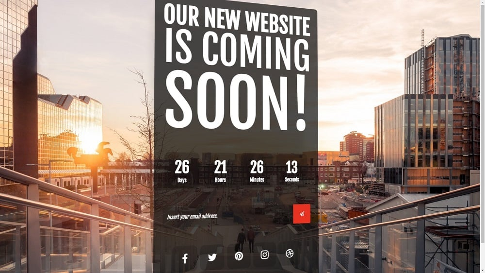 CMP – Coming Soon & Maintenance Plugin by NiteoThemes