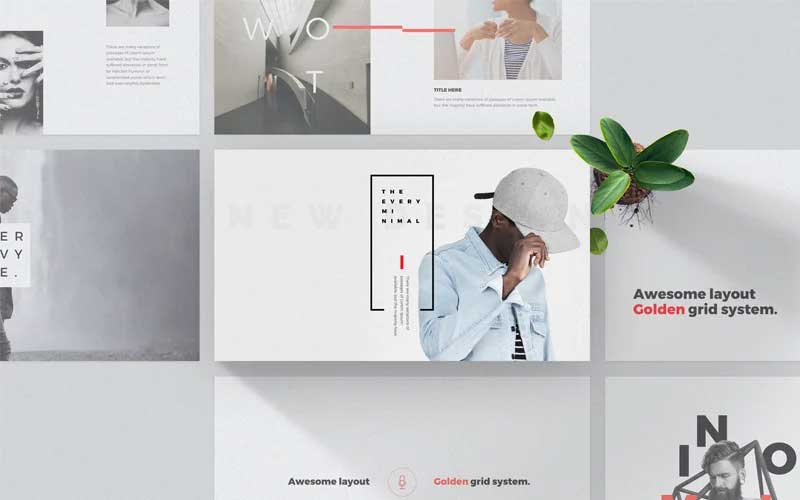 every-minimal-powerpoint-template